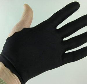 Black Original Guitar Glove