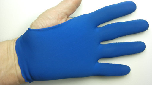 Blue Original Guitar Glove