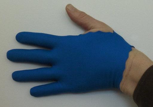 Blue Glove