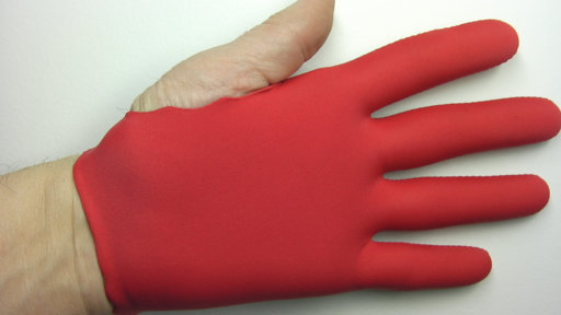 Red Original Guitar Glove